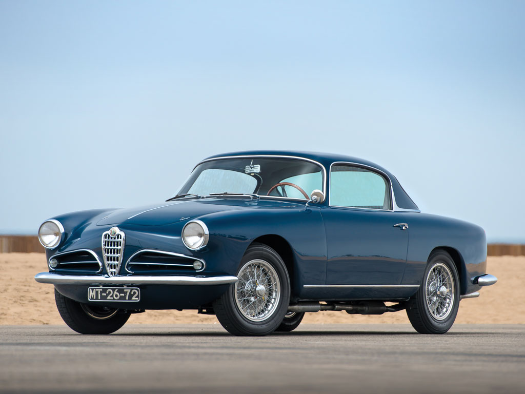 Alfa Romeo 1900C Super Sprint Coupe – 1957