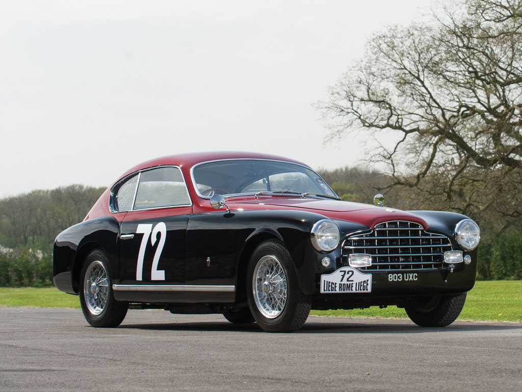 Ferrari 195 Inter Berlinetta by Ghia