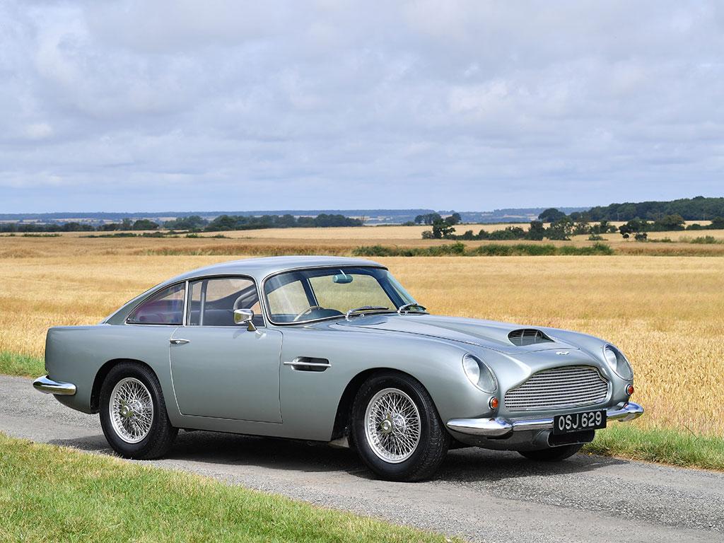 Aston Martin DB4GT – 1960