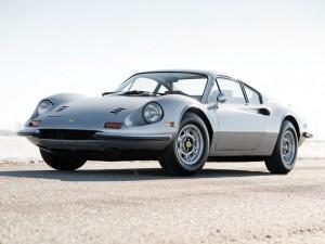 """Ferrari Dino 246 GT Serie """"E"""" – 1972"""