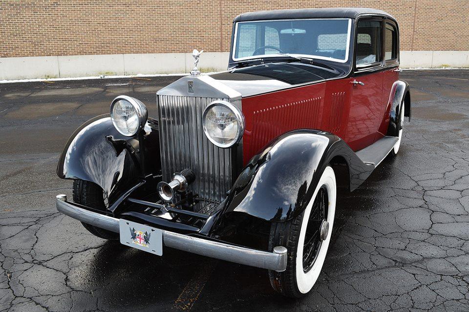 Rolls Royce 20 / 25 – 1935