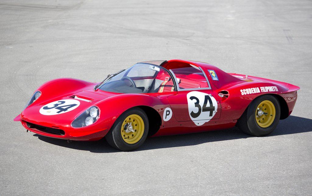 Ferrari Dino 206 S Spider – 1966
