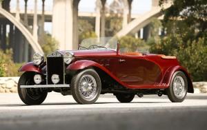 Lancia Dilambda Torpedo Sport – 1932