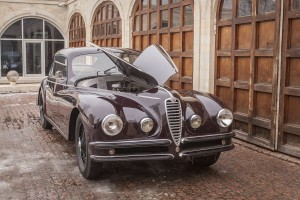Alfa Romeo 6C 2500 Sport by Touring – 1947