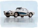 """Chevrolet Corvette """"Gulf Oil"""" Race Car – 1962"""