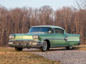 Pontiac Bonneville Sport Coupe – 1958