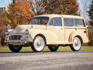 Morris Minor 1000 Traveller – 1959