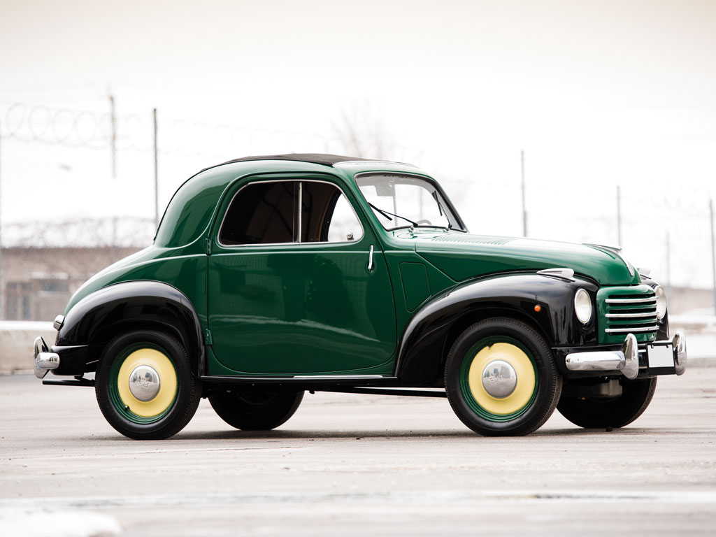 Fiat 500C Topolino – 1952