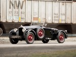 Stutz Vertical Eight Custom Black Hawk Two-Passenger Speedster – 1927