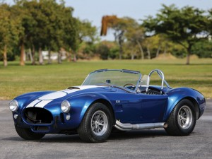 Shelby 427 Cobra Semi-Competition – 1967