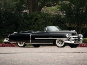 Cadillac Eldorado Convertible – 1953