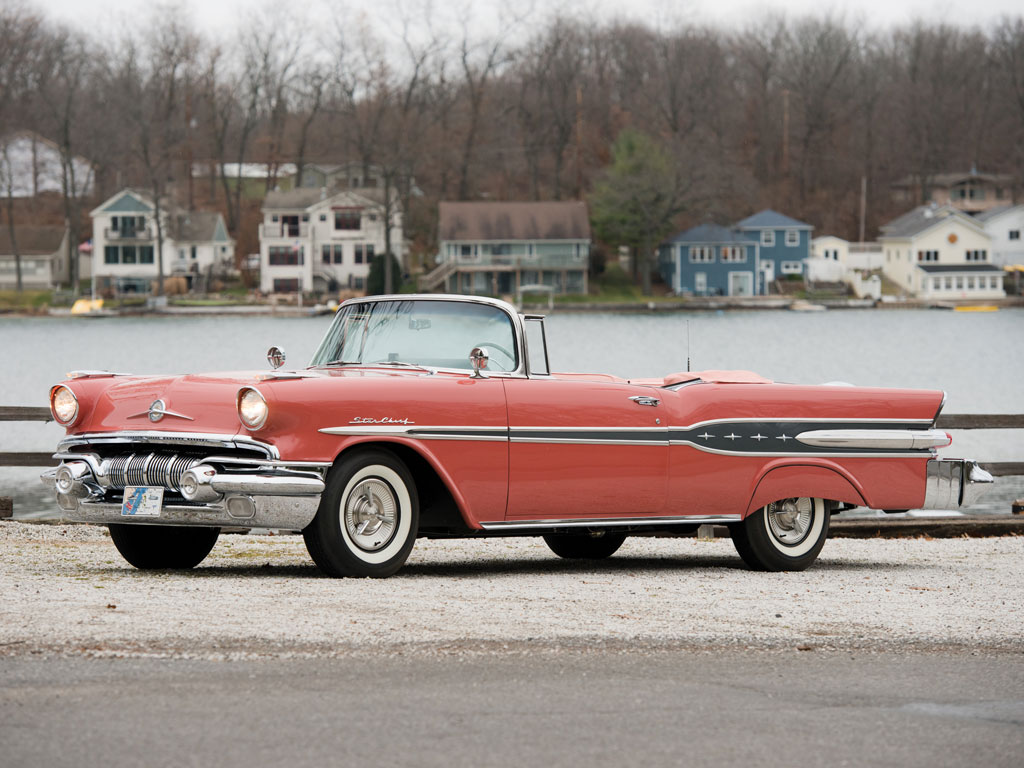 Pontiac Star Chief Convertible – 1957