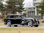 Cadillac V-16 Seven-Passenger Sedan by Fleetwood – 1933