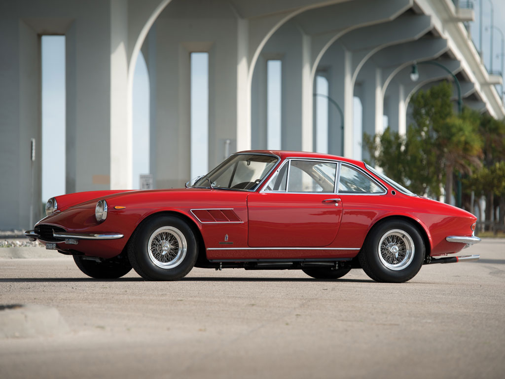 Ferrari 330 GTC – 1967