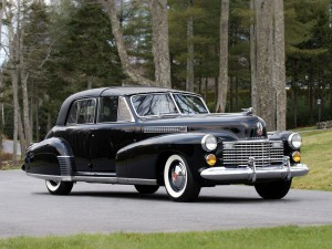 Cadillac Series 60 Special Town Car by Derham – 1941