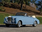 Rolls-Royce Silver Cloud I Drophead Coupe Adaptation by H.J. Mulliner -1959