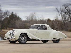 Delahaye 135 MS Coupe by Figoni et Falaschi – 1938
