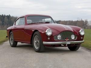 Aston Martin DB2 / 4 Mk III by Tickford – 1957