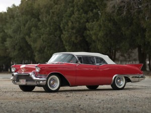 Cadillac Eldorado Biarritz – 1957