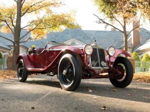 Alfa Romeo 6C 1750 Gran Sport Zagato – 1931