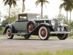 Cadillac V16 Convertible Coupe by Fleetwood
