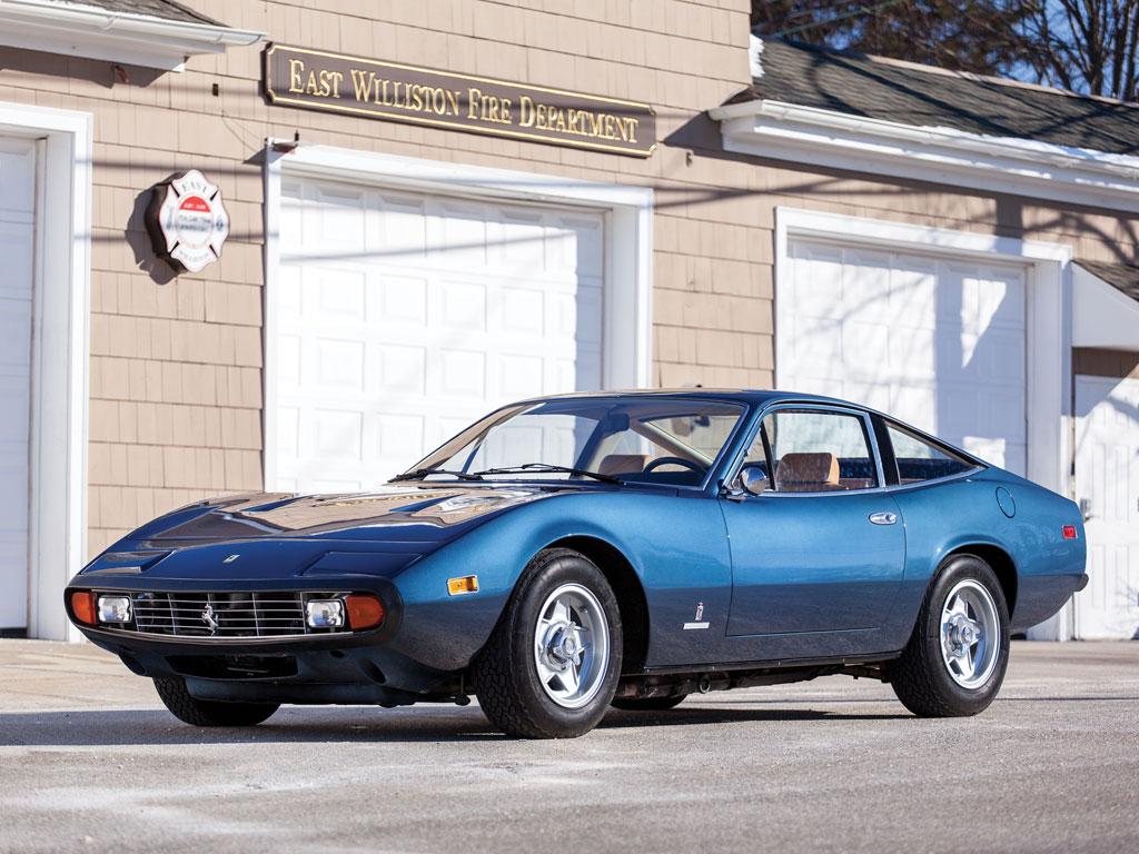 Ferrari 365 GTC4 – 1972