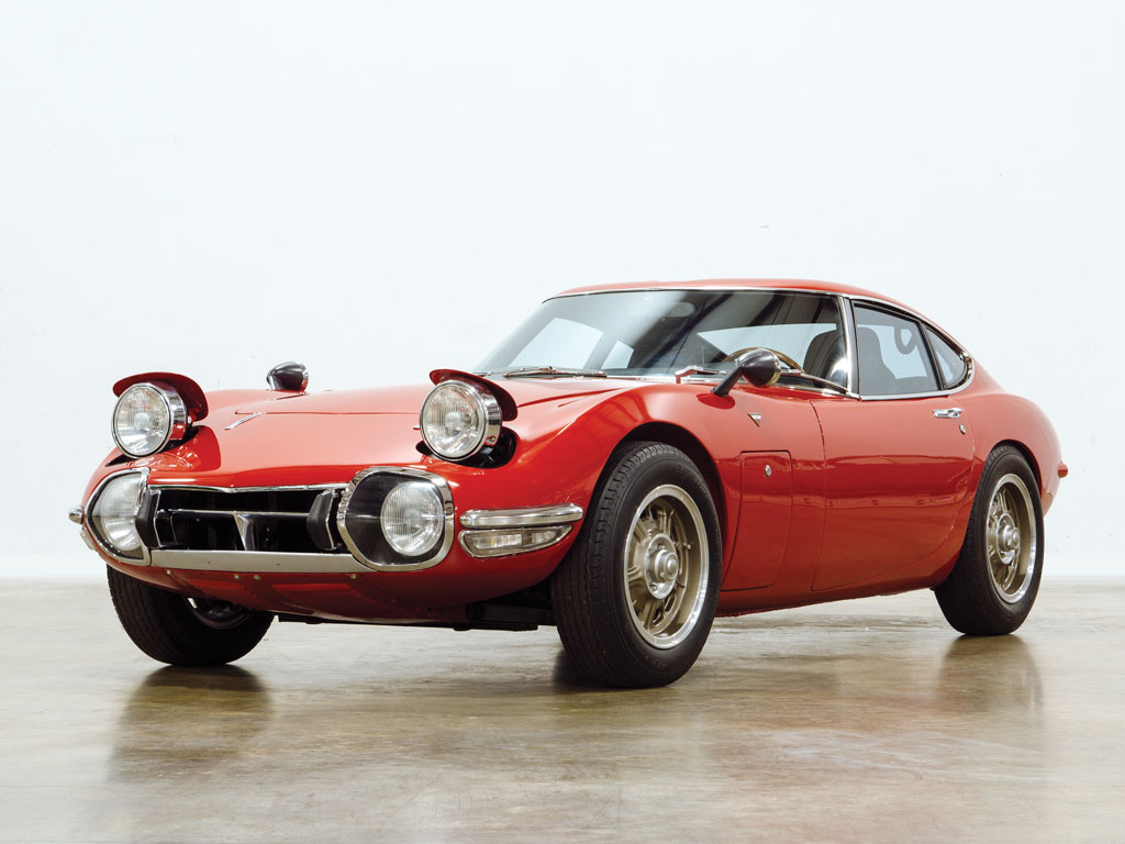Toyota 2000GT – 1968