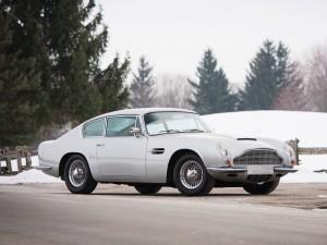 Aston Martin DB6 Mk II – Anno 1970