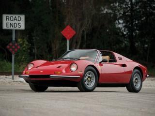 Ferrari Dino 246 GTS – 1972