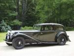 Alvis Speed 20 SB Two Door Saloon – 1934