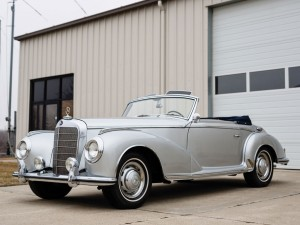 Mercedes-Benz 300 S Roadster – 1954