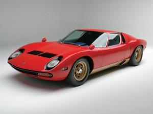 Lamborghini Miura P400 SV – 1971