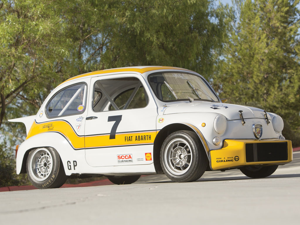 Fiat-Abarth 1000TC Berlina Corsa – 1967