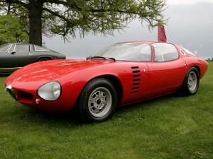 Alfa Romeo TZ Bertone Canguro – 1964