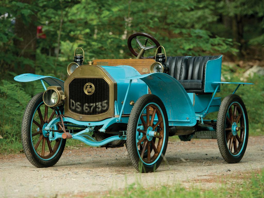 Le Zebre Type A Runabout – 1910
