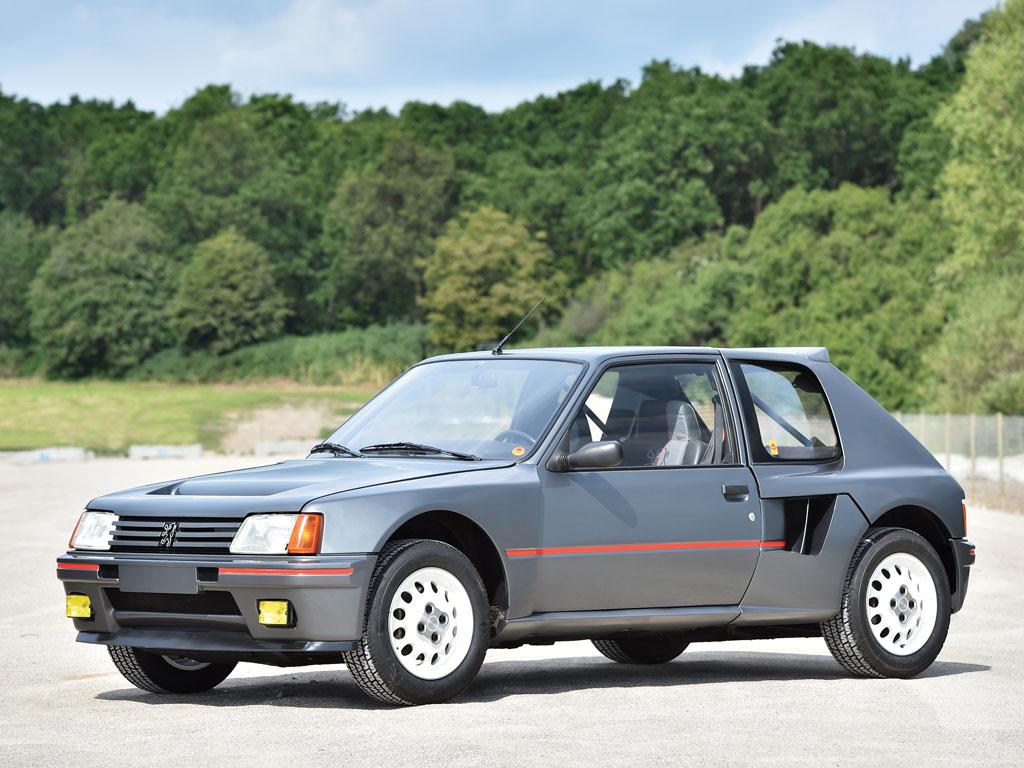 Peugeot 205 Turbo 16 – 1984