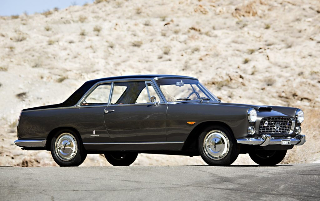 Lancia Flaminia 3B Coupe