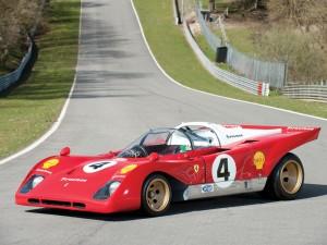 Ferrari Dino 206 S – 1967