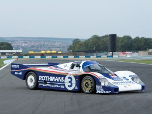 Porsche 956 Group C Sports-Prototype