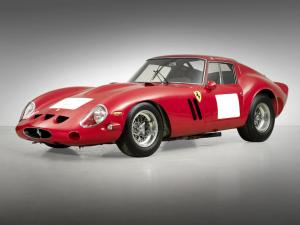 Ferrari 250 GTO sn 3851GT – 1962