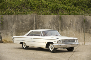 Ford Galaxie 500 R-CODE Lightweight – 1963