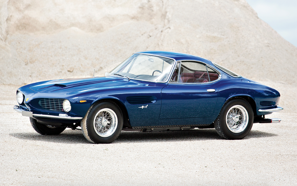 Ferrari 250 GT SWB Berlinetta Speciale – 1962