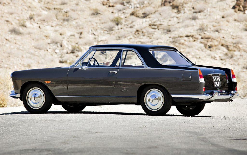 Lancia Flaminia 3B Cou...
