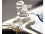 Stutz Vertical Eight Custom Black Hawk