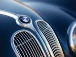 BMW 502 Cabriolet by Baur
