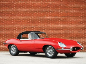 Jaguar E Type Series 1 4.2-Litre Roadster – 1967