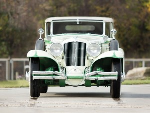 Cord L-29 Convertible Phaeton Sedan – 1931