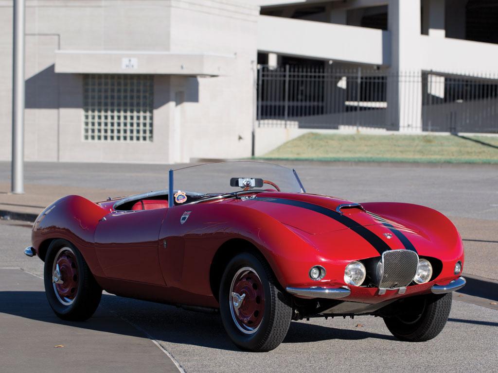 Arnolt Bristol Deluxe Roadster by Bertone – 1956
