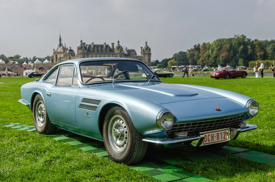 Jaguar Le Mans D Type Coupé Special Michelotti – 1963