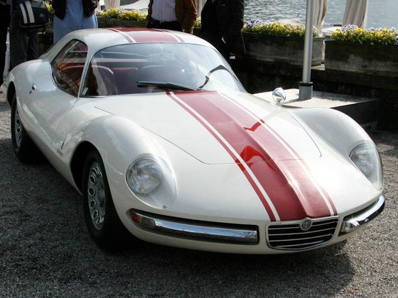Alfa Romeo Giulia 1600 Sport Pininfarina